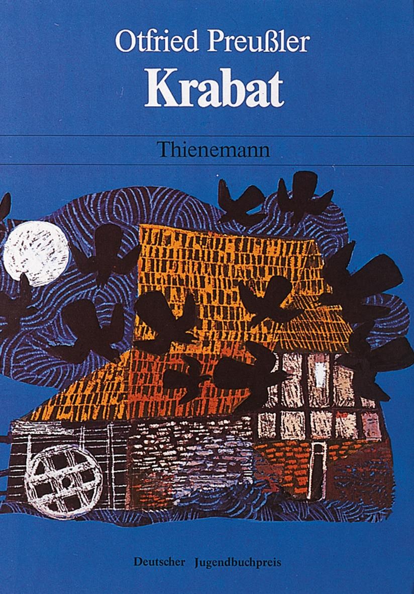 Otfried Preußler: Krabat (Die besten Fantasybücher für Jugendliche)