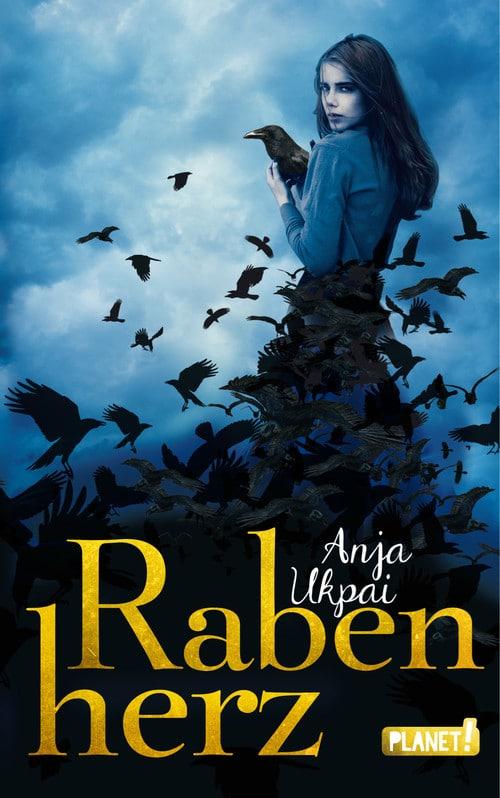 Rabenherz (Buchcover)
