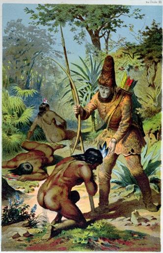 Robinso Crusoe gehört ebenfalls zu meinen ältesten Büchern auf der Leseliste