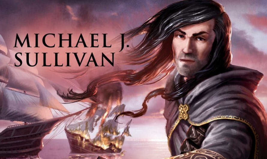 An Bord der Smaragdsturm von Michael J. Sullivan