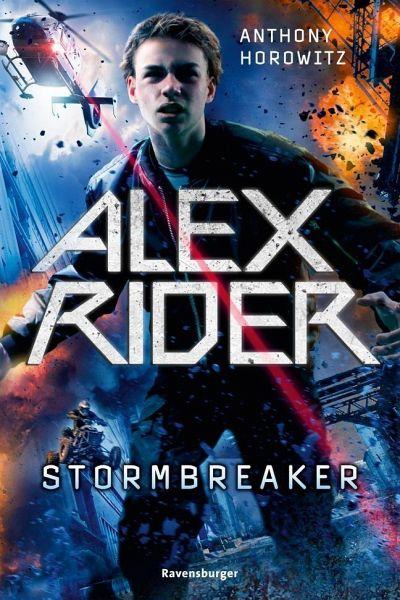 Anthony Horowitz: Stormbreaker, TB, Ravensburger, 2019