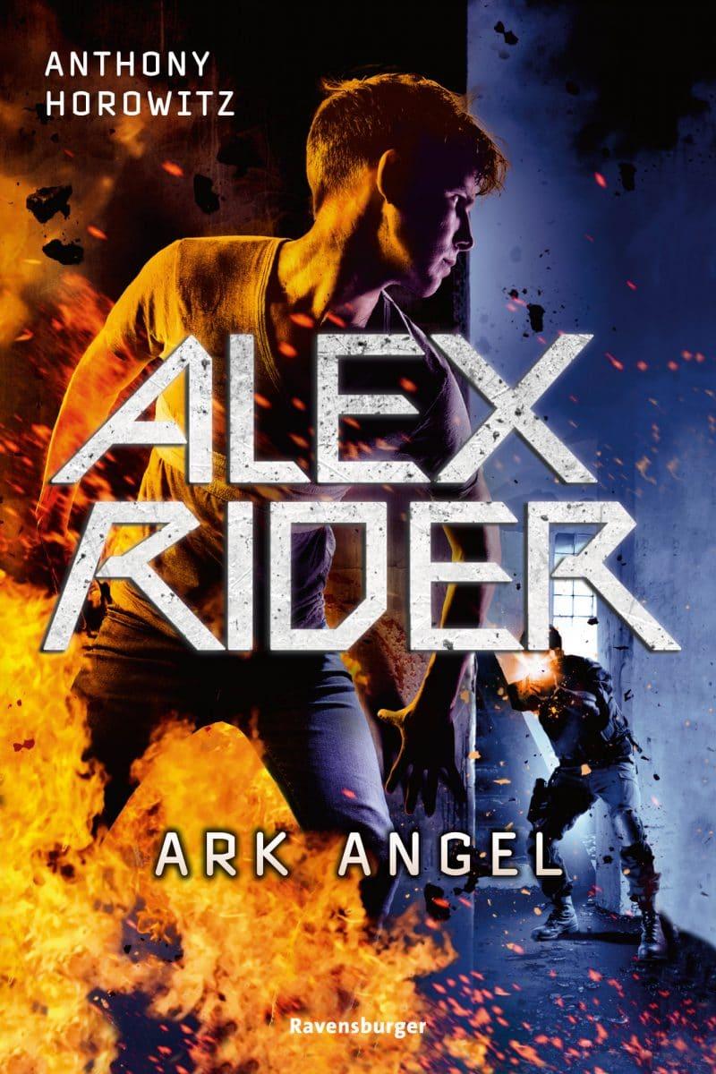 Anthony Horowitz: Ark Angel (Alex Rider 6), Ravensburger Verlag