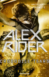 Anthony Horowitz: Crocodile Tears (Alex Rider 8), Ravensburger Verlag, Januar 2019