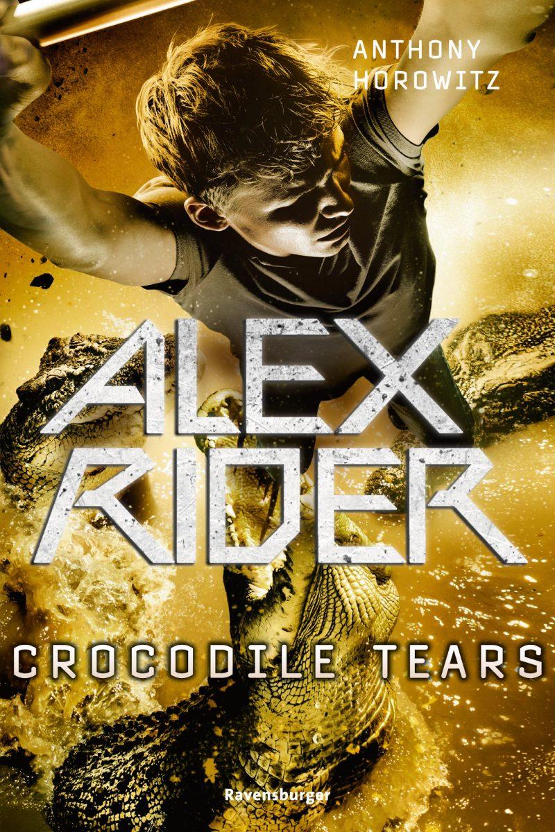 Anthony Horowitz: Crocodile Tears, Taschenbuch, Ravensburger