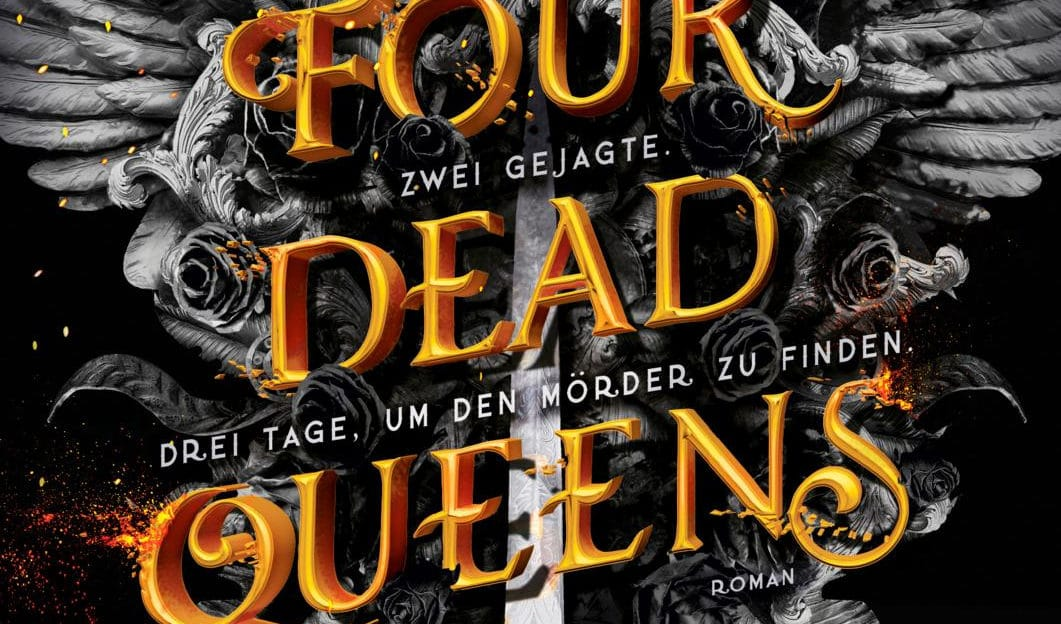 Four Dead Queens von Astrid Scholte