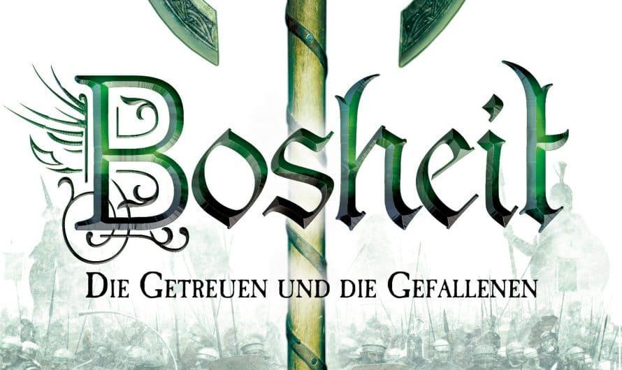 Bosheit (Valour) von John Gwynne