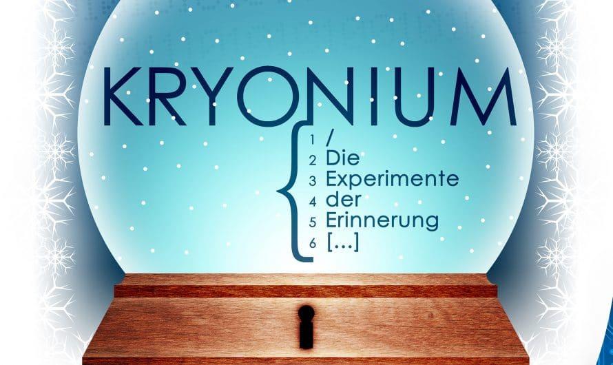Kryonium von Matthias A. K. Zimmermann