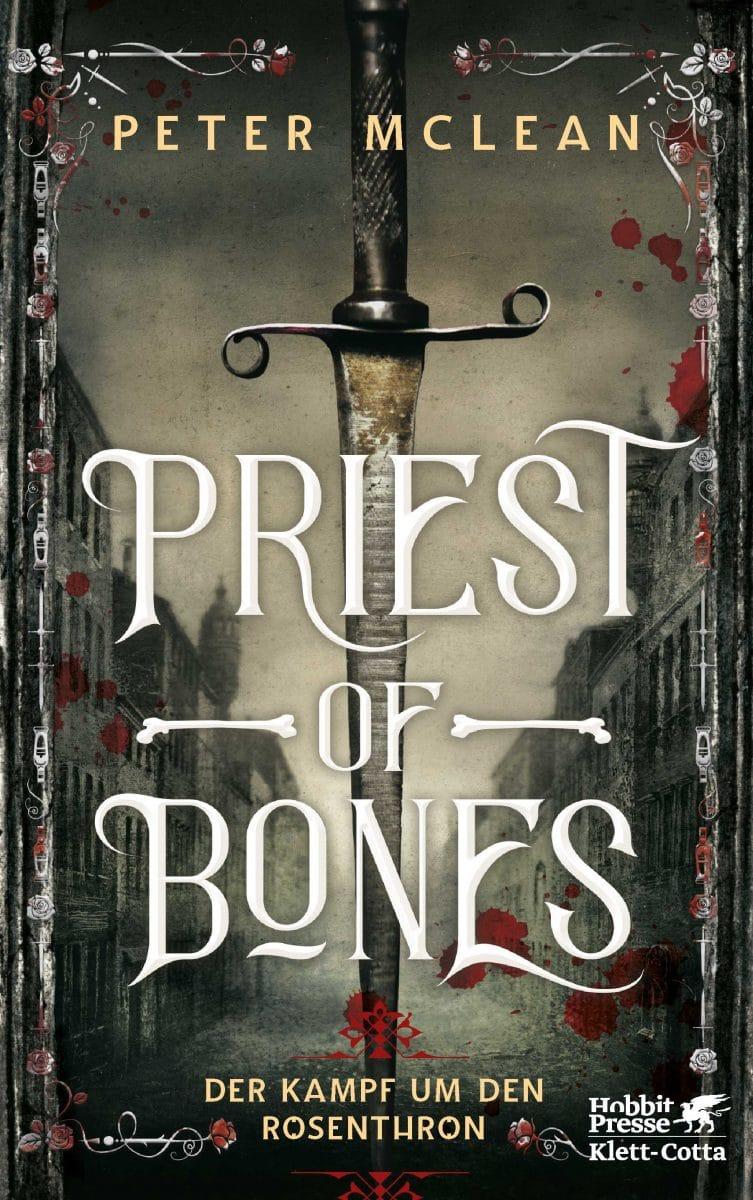 Peter McLean: Priest of Bones, Taschenbuch, Klett-Cotta, 2020