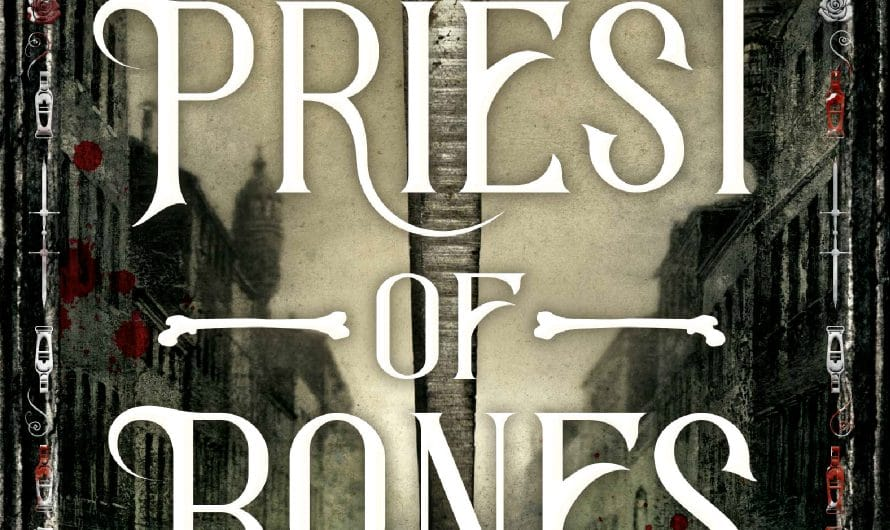 Priest of Bones von Peter McLean
