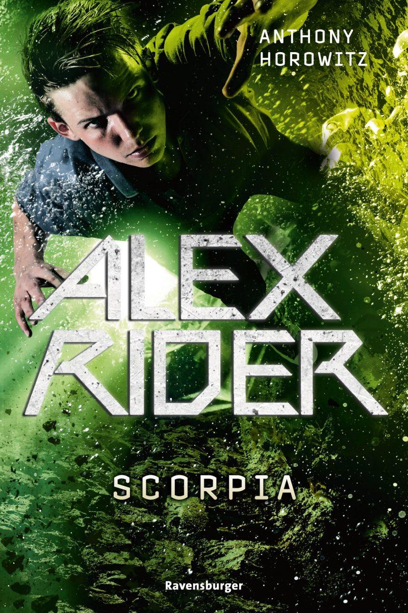 Anthony Horowitz: Scorpia, Dt. Taschenbuchausgabe, Ravensburger, 20. Juni 2018