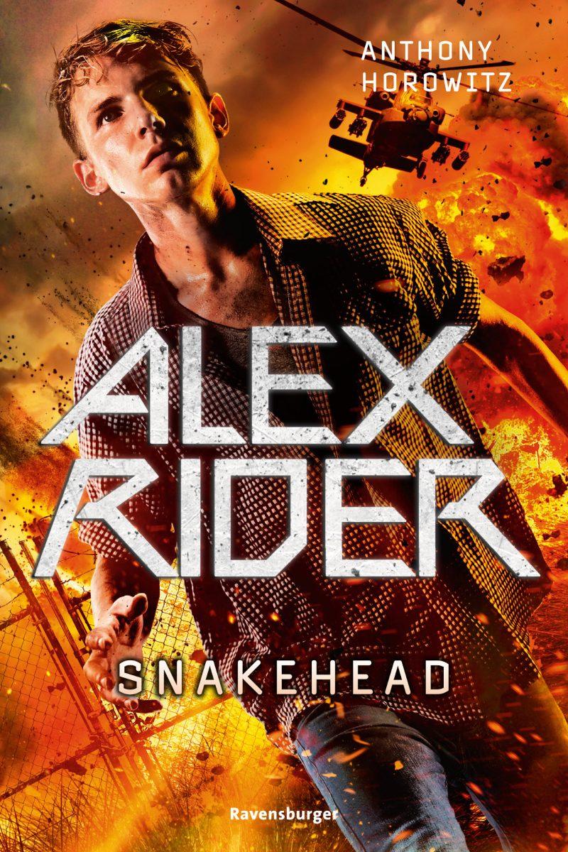 Anthony Horowitz: Snakehead, Taschenbuch, Ravensburger Verlag