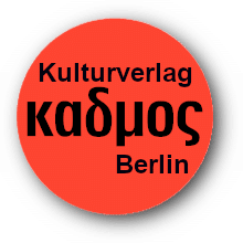 Kulturverlag Kadmos Berlin