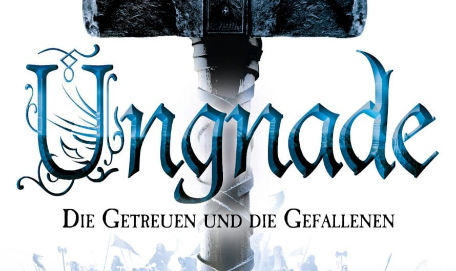 Ungnade (Wrath) von John Gwynne