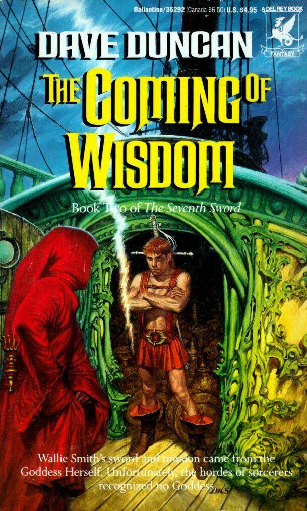"""""""The Coming of Wisdom"""" ist die englische Ausgabe von """"Die Wiege des Wissens"""""""