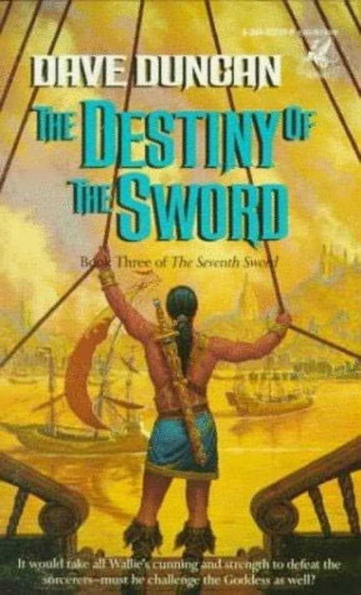 Das Schicksal des Schwertes (Englische Ausgabe)