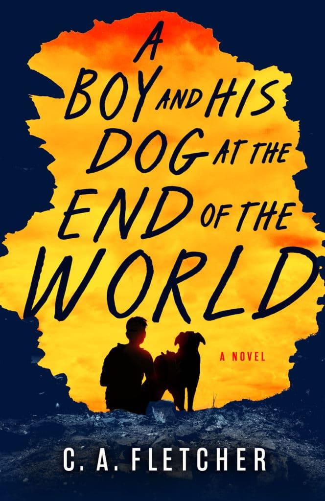 """A Boy and his Dog at the End of the World ist der englische Titel des Buches """"Ein Junge, sein Hund und das Ende der Welt"""""""