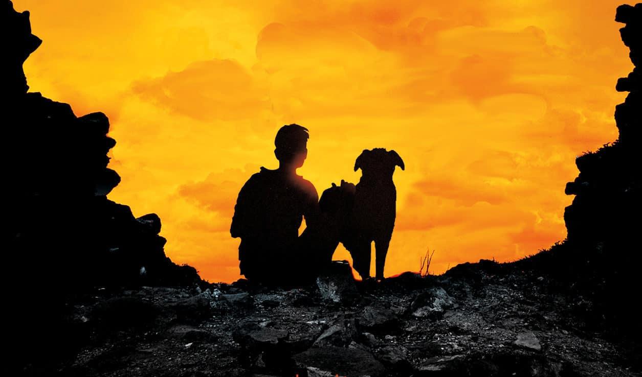 Ein Junge, sein Hund und das Ende der Welt von C. A. Fletcher