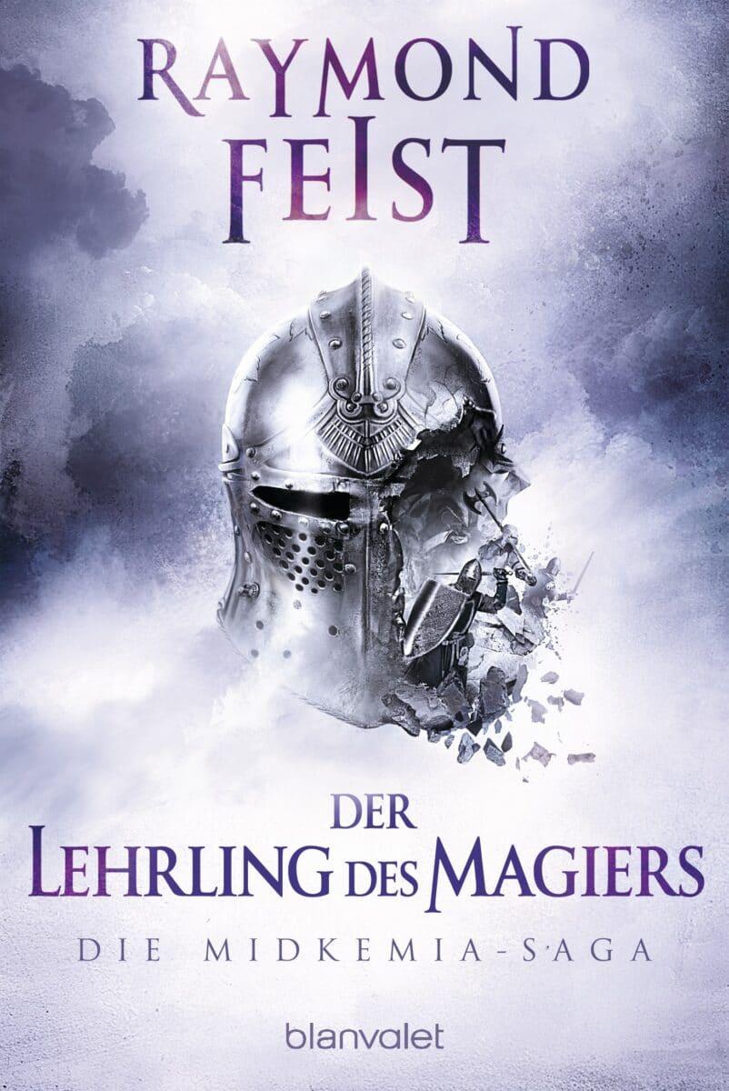 Raymond Feist ist ein Altmeister für gute Fantasybücher in den Buchregalen.