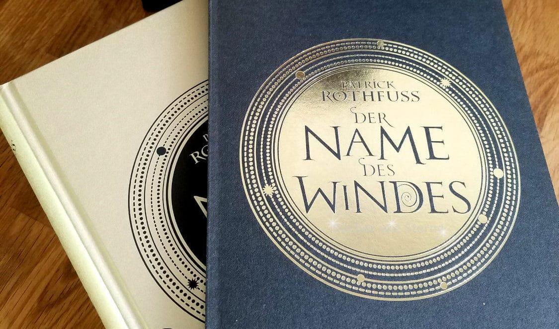 Der Name des Windes (illustrierte Luxusausgabe)