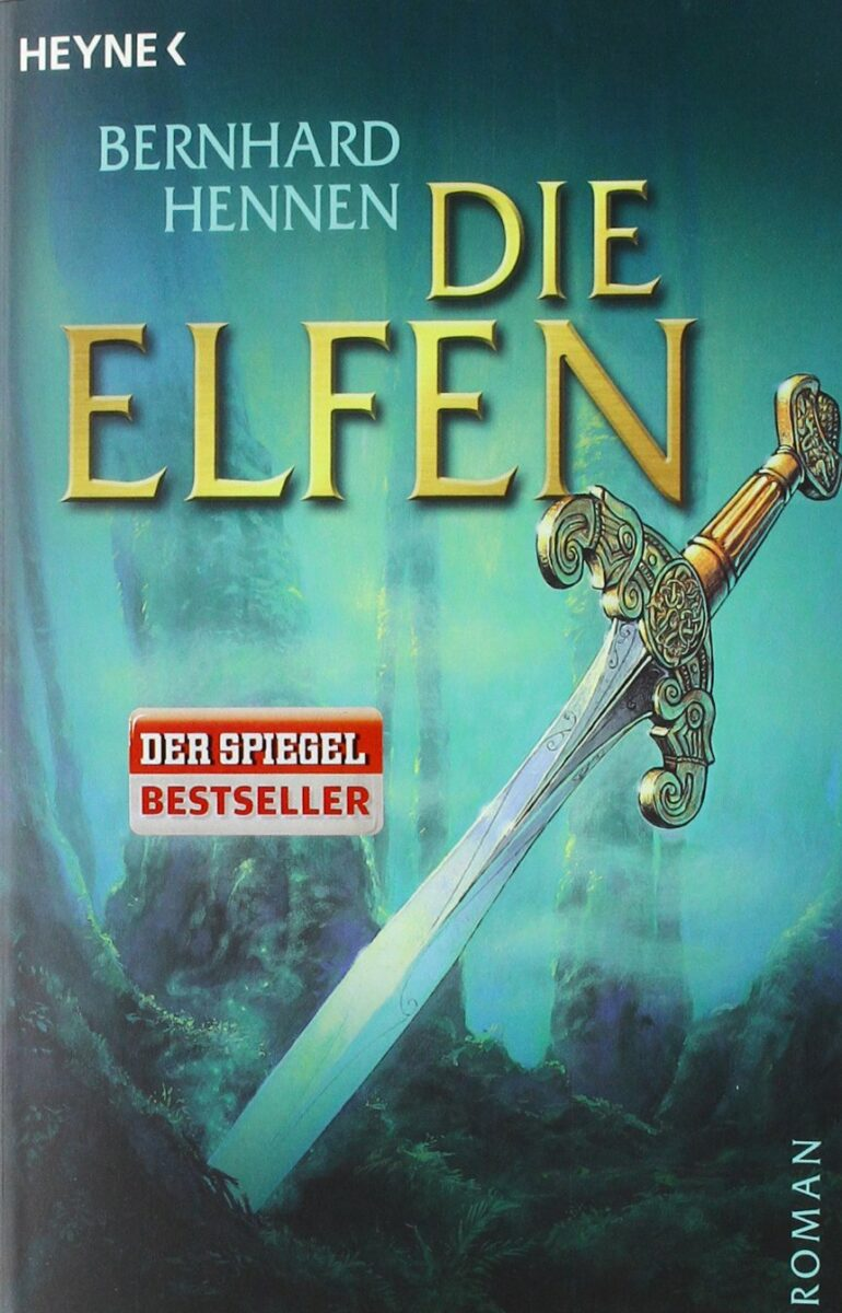 """Auch Bernhard Hennens """"Die Elfen"""" gehört in die Rubrik """"gute Fantasybücher""""."""