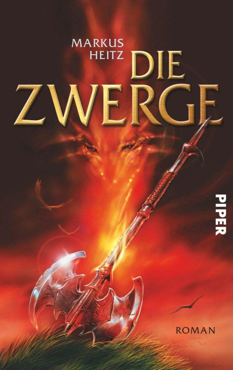 """Markus Heitz hat viel gute Fantasybücher geschrieben. Darunter seine Reihe """"Die Zwerge""""."""