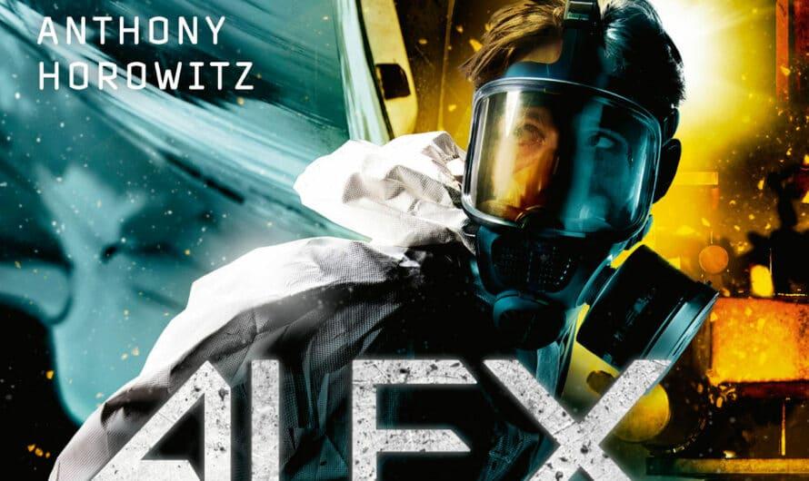 Eagle Strike (Alex Rider 4) von Anthony Horowitz