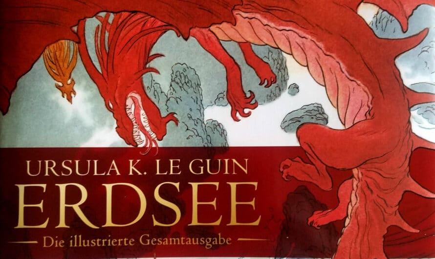 Erdsee (illustrierte Gesamtausgabe) von Ursula K. Le Guin