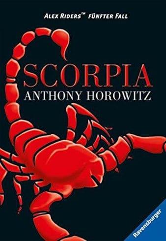 Anthony Horowitz: Scorpia, Ravensburger, 2008