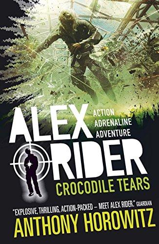Anthony Horowitz: Crocodile Tears, englisches Taschenbuch