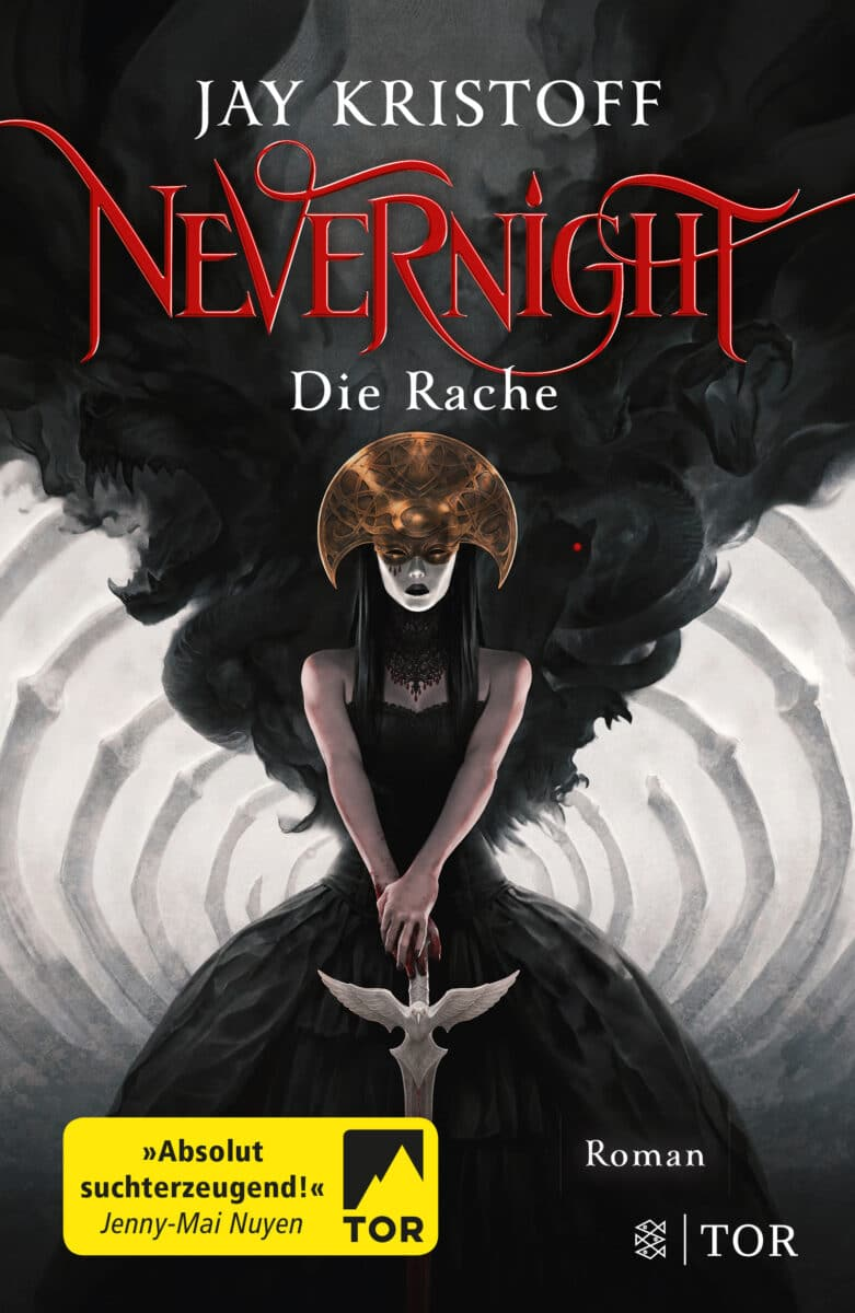 Jay Kristoff: Nevernight - Die Rache, TOR-Verlag, Januar 2020