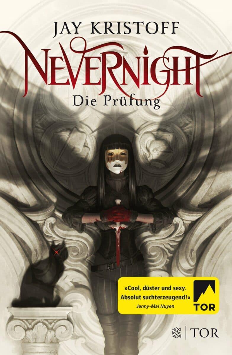 Jay Kristoff - Nevernight - Die Prüfung