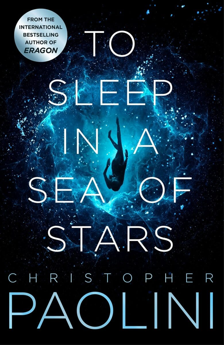 Meine aktuellen Cover-Favoriten 2020. Christopher Paolini: To Sleep In A Sea Of Stars