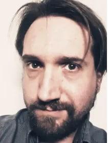 Matthias Grabo, Autor von Asynchron; privates Foto