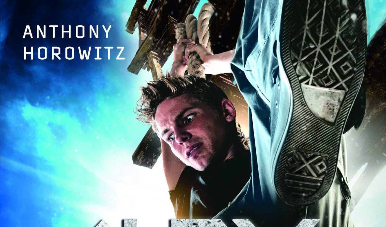 Scorpia Rising (Alex Rider 9) von Anthony Horowitz