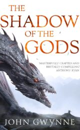 John Gwynne: The Shadow of the Gods (The Bloodsworn Saga I), TOR Verlag, Mai 2021