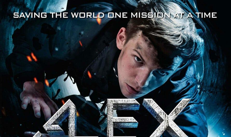 Secret Weapon (Alex Rider) von Anthony Horowitz