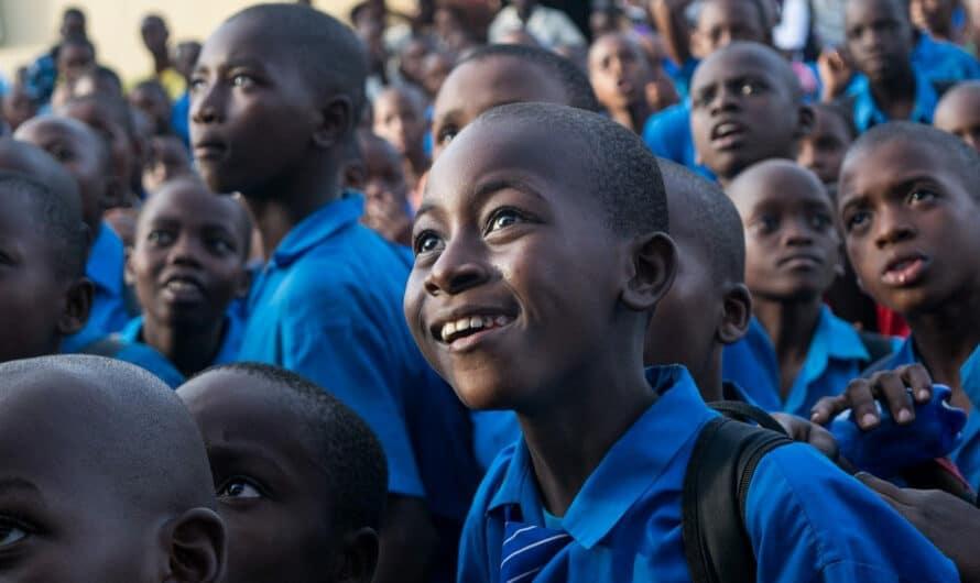 Ein Patenkind in Malawi hat meine Unterstützung