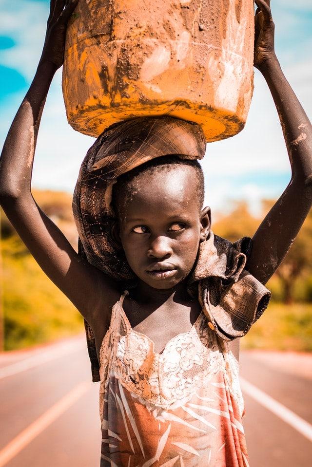 Patenschaft für ein Kind in Malawi